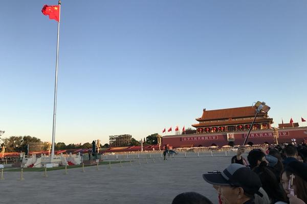 """北京未来三天""""晴歌高唱""""宜出行 早晚天凉需添衣"""