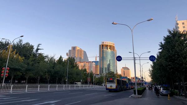 寒露到!北京今日迎秋日暖阳