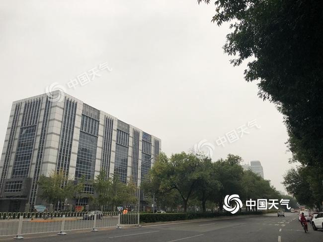 北京昼夜温差大云量增多 明起世界杯手机投注网站下降