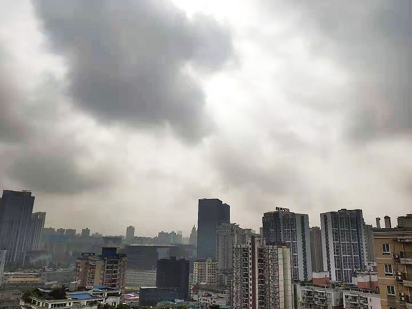 今夜重庆迎新一轮降雨过程 明后天主城气温难超20℃