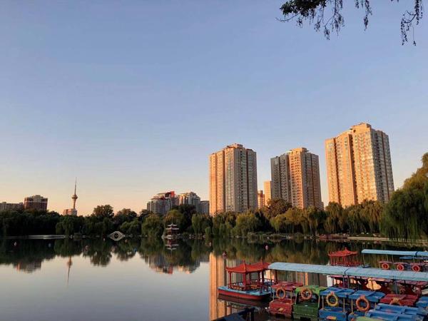 添衣保暖!今日北京最低温仅4℃户外冷嗖嗖
