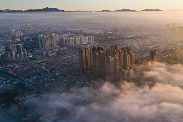 今日京津冀能見度轉好 新一輪較強冷空氣明日來襲