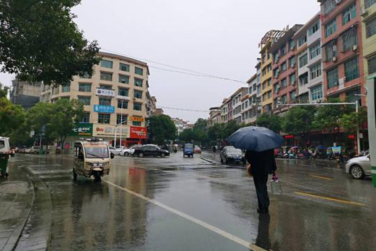 北方回暖南方雨连绵 江南等多地气温将创新低