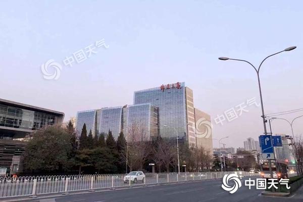 """今起至周六北京继续升温""""模式"""" 早晚较凉昼夜温差达11℃"""
