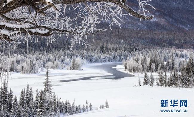 """这个冬天去哪儿邂逅现实版""""冰雪奇缘""""?"""