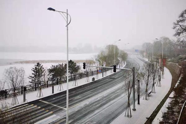 """周末降雪""""转战""""东北 江南等地阴雨连连将入冬"""