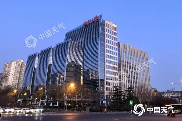 北京今明以晴为主世界杯手机投注网站升 周四冷空气带来5℃降温