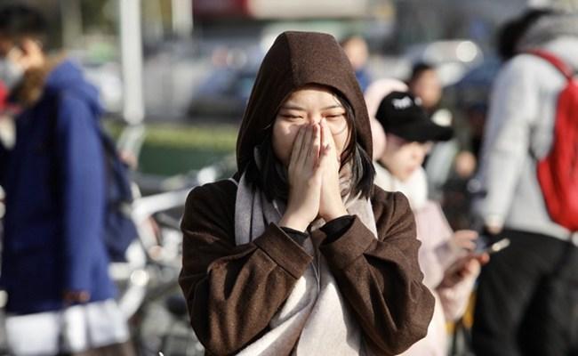 广东粤北市县最低温不足5℃ 空气干燥注意用火安全