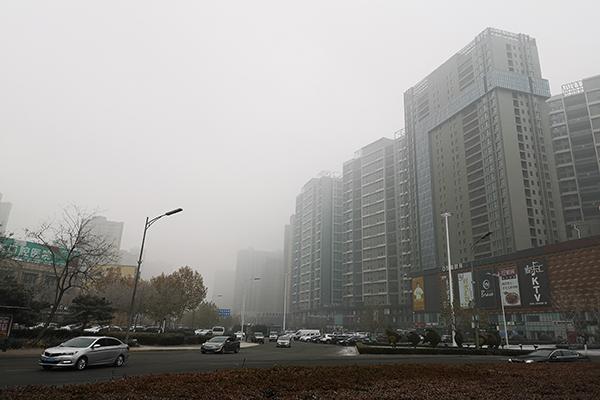 今起冷空气来驱雾和霾 江南气温重返20℃