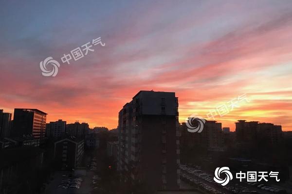北京周末气温连降 明迎今冬第二次全市性降雪过程