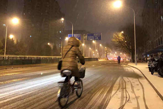 """北方降雪进入集中时段 南方将迎""""喜雨""""缓干旱"""
