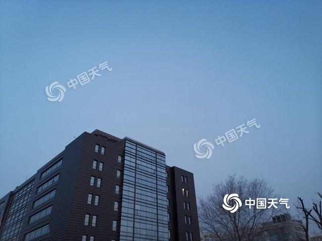 除夕北京降温最高3℃