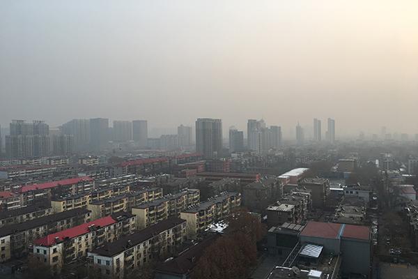 今天华北黄淮仍有霾  31日起南方将迎新一轮降水
