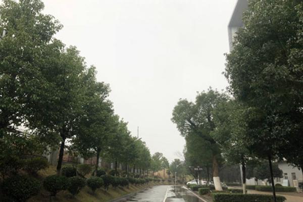 """南方降雨今日减弱 明日新一轮降水又""""接班"""""""