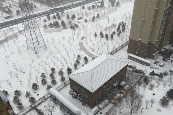 中东部雨雪持续 南方降温明显湿冷来袭