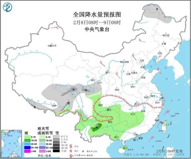 全国大部开启升温模式 华北黄淮雾和霾发展