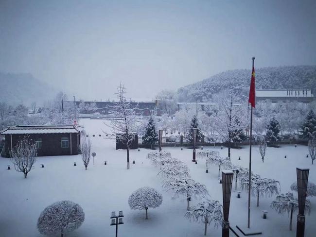 中东部雨雪继续铺展 今起南方加入降温行列
