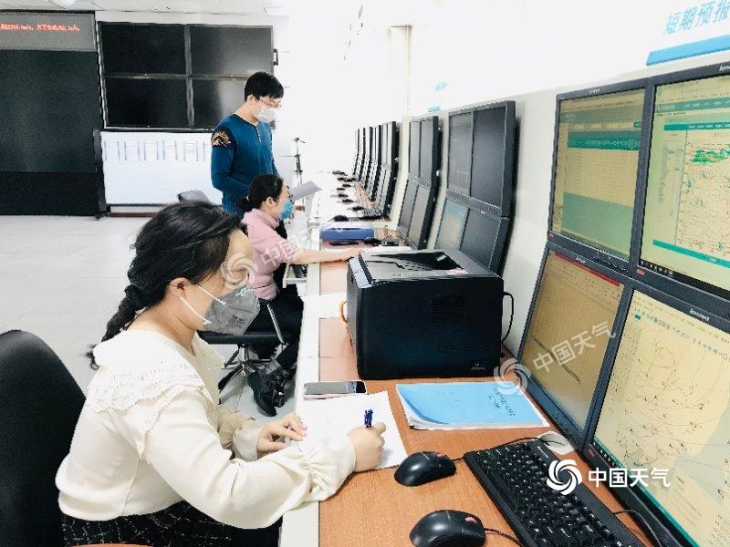 黑龙江气象人:疫情零新增中的寒与暖