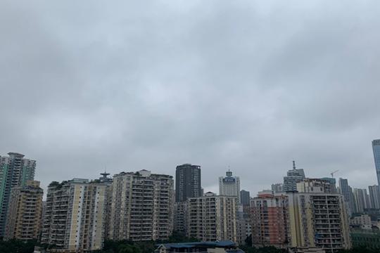 阴雨不断!今天重庆东南部有小到中雨 后天雨水再发展