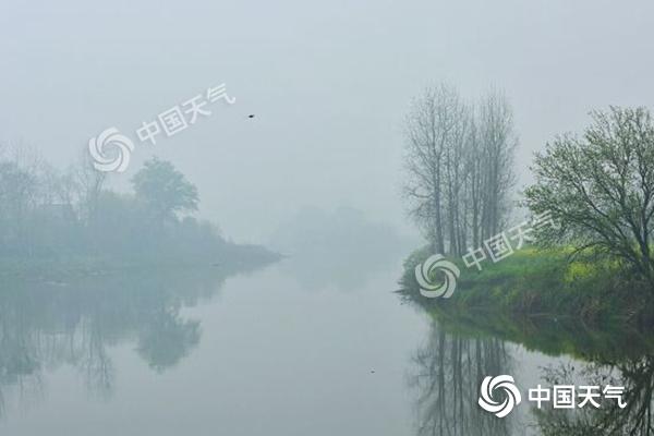 華南今明暴雨連連 北方近期氣溫頻繁波動