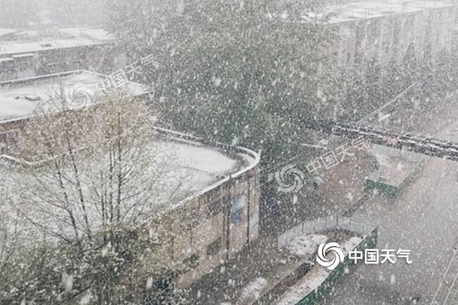 河北南部雨雪持续  未来三天晴朗回归气温重回20℃