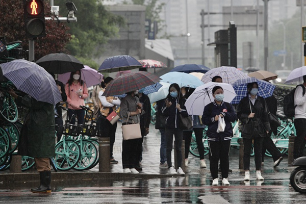 雨水转战东北华南 南方高温进入尾声