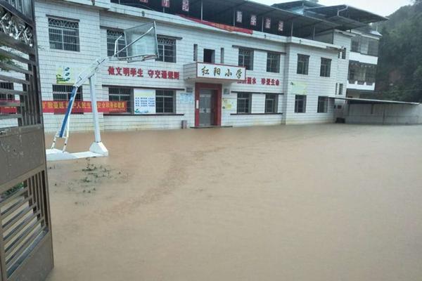 江南華南今迎降雨間歇 明起新輪降雨登場