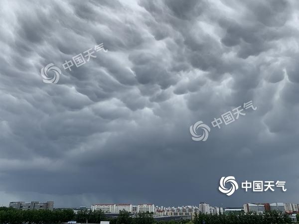 雷雨即将抵达北京!短时雨强大还有小冰雹