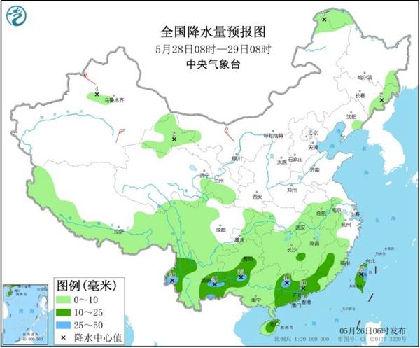 南方今起雨水短暂减弱 华北黄淮本周或再迎高温