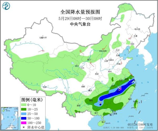 冷空气携大风沙尘降温袭北方 南方明起迎新一轮降雨