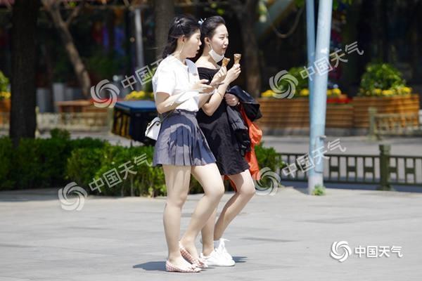 夏天你好!北京70天超长春天结束 为近十年来最长