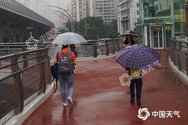 """江南华南高温扩张 今年第2号台风""""鹦鹉""""或将登陆广东"""