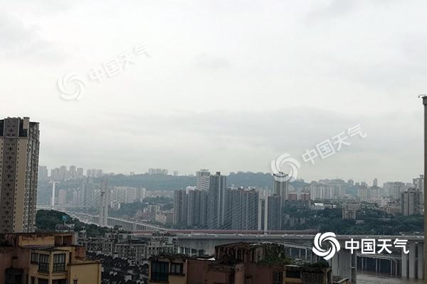 """未来一周南方7省市雨势强劲 华南等地""""蒸桑拿"""""""