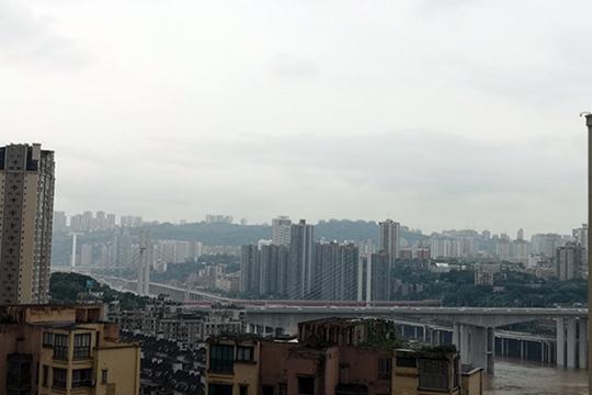 """未来一周长江中下游雨势仍强劲 华南等地""""蒸桑拿"""""""