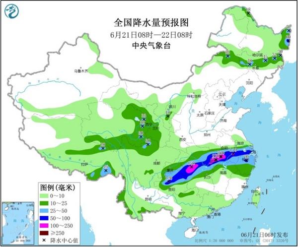 """未来一周南方【7省市】雨势强劲 华南等地""""蒸桑拿"""""""