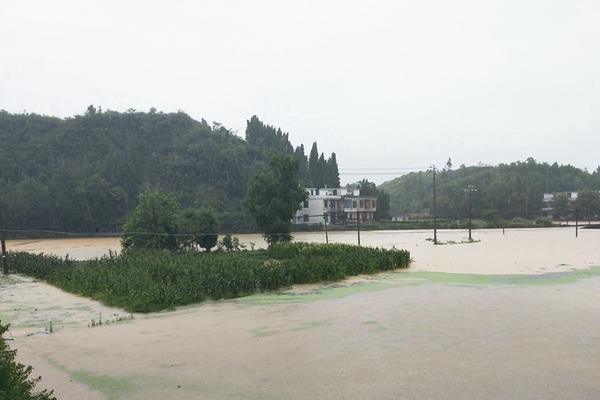 雨不停!暴雨预警已连发23天 4省区局地今天仍有大暴雨