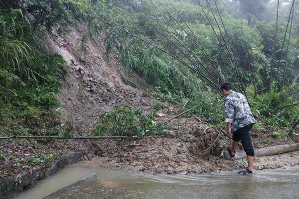 端午假期南方强降雨在线 华北东北多雷雨
