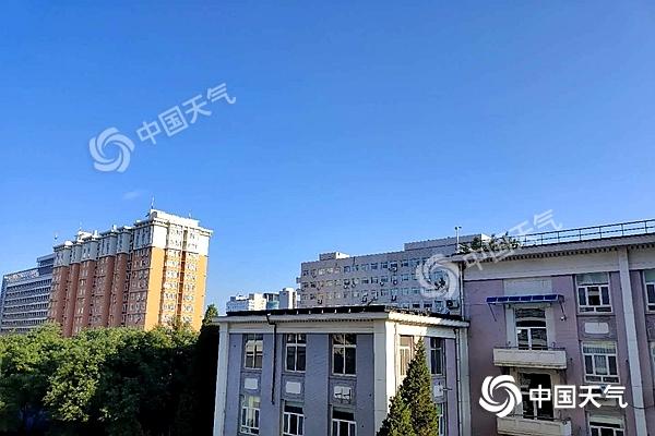 高考首日北京天气晴热需补水防暑 明天起雷雨回归