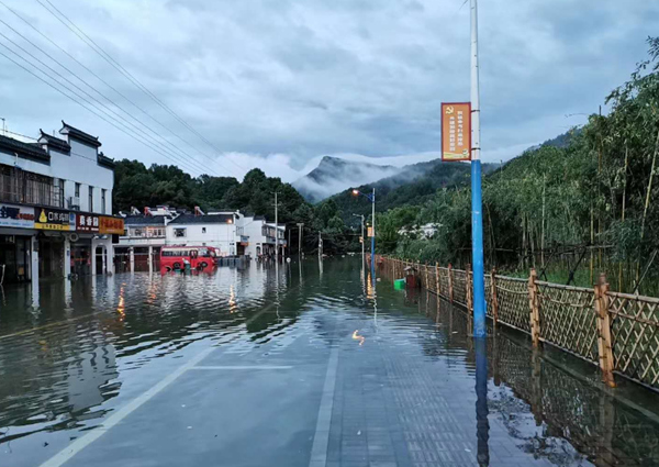 众志成城!防灾克险!看长江流域防汛的气象作为