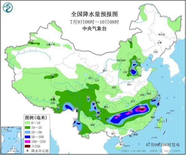 考生注意!今夜起华北迎大范围强对流天气  京津冀等地受影响