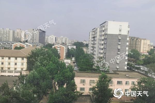 注意!今夜至明天北京将现较明显降雨 气温下跌体感湿凉