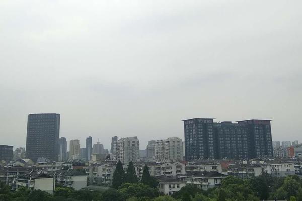 今明两天浙北地区仍多雷阵雨 局地或有短时暴雨