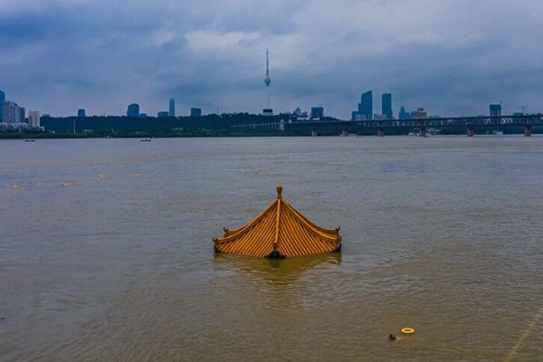 最新汛情地图:长江中游水位将复涨