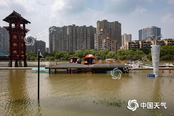 淮河流域还有两次强降雨过程 南方将现大范围高温天气