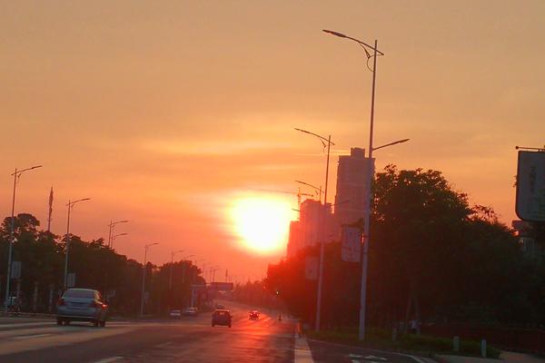 热!未来三天湖南大部晴热高温 最高气温38℃以上