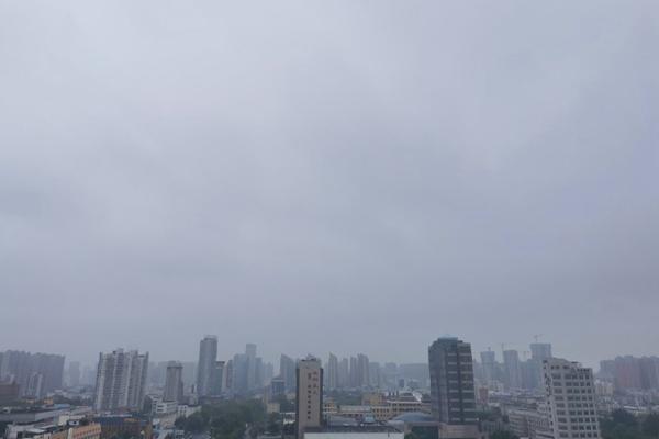 河南今夜起雨势加强!黄河以北局地有大到暴雨伴强对流