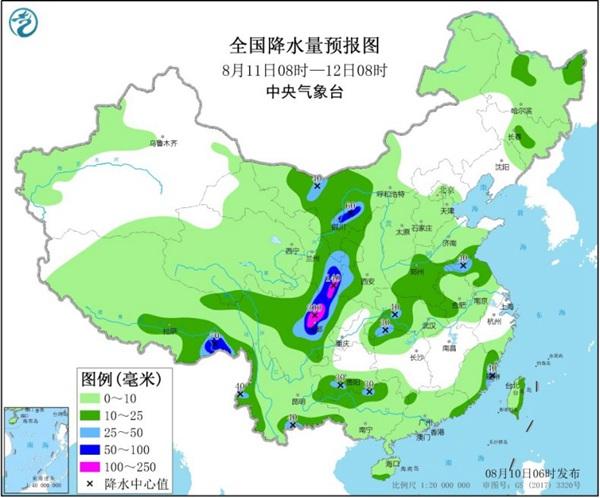 """华北东北本周强对流频繁""""打卡"""" 长江中下游即将炎热再起"""