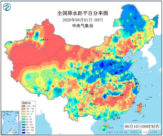 专家解读北方入大范围强降雨 京津冀辽将现入汛以来最强降雨