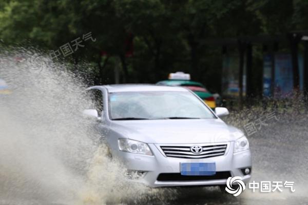 今天京津冀将现成片暴雨 四川遇今年来最强降雨