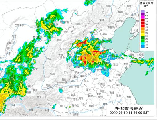 """降雨""""大部队""""即将进京!目前朝阳等地局地已出现降雨"""